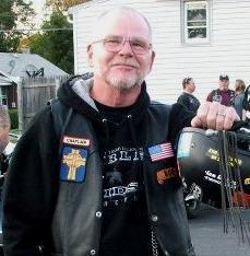 Chaplain Bob Semp